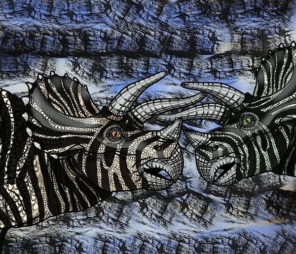 "New artwork for sale! - ""Dinosaur Triceratops Head On Battle"" - https://fineartamerica.com/featured/dinosaur-triceratops-head-on-battle-joan-stratton.html… @fineartamericapic.twitter.com/2topkt9U1C"
