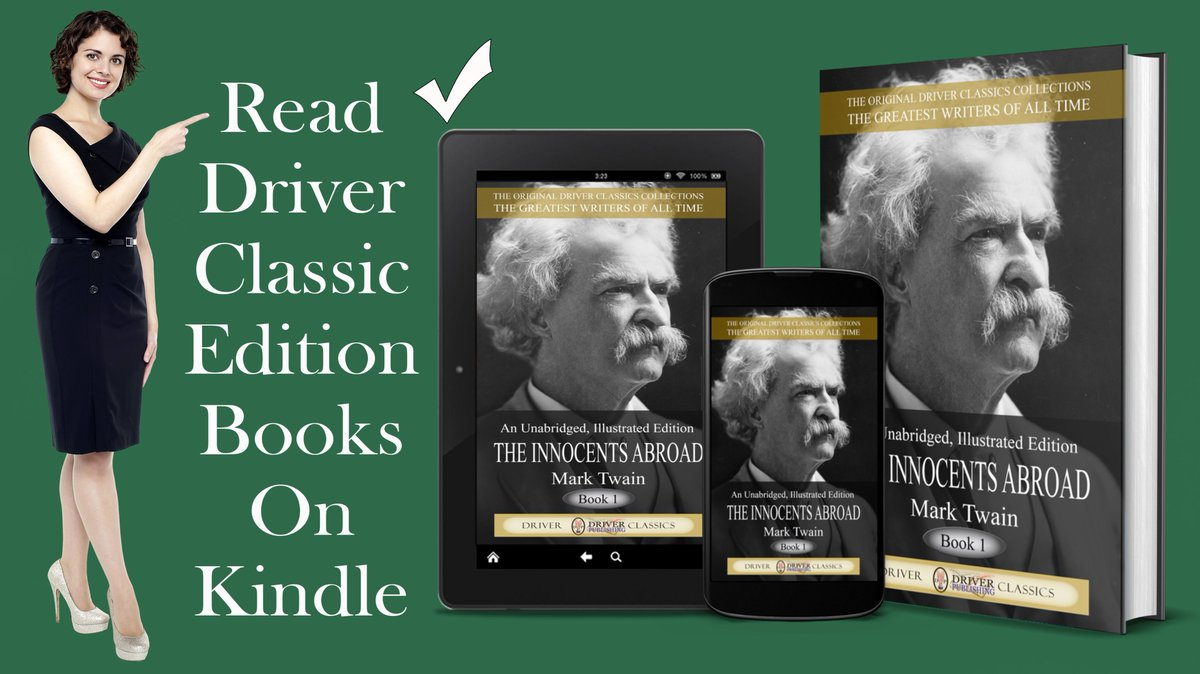 INNOCENTS ABROAD BY MARK TWAIN (Illustrated, Unabridged Edition) https://amazon.com/INNOCENTS-ABROAD-BY-MARK-TWAIN-ebook/dp/B07QSV9346… #kindle #amazon #bookstagram #ebook #books #bookstagram #kindleunlimited #bookworm #reading #goodreads #read #author #booklover #instabook #bookish #authorsofinstagram #librarypic.twitter.com/zKRrKwlAHy