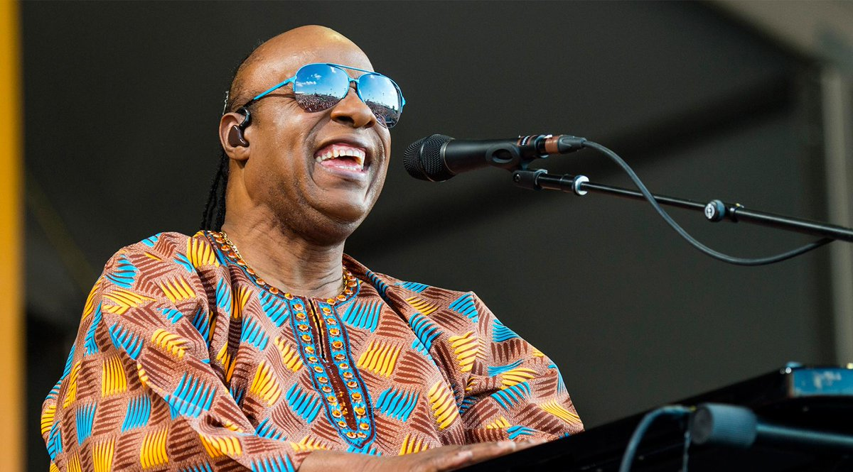 Legendary musician @StevieWonder is one of the only three artists in GRAMMY history to win Album of the Year three times in his career. 👏 #GRAMMYVault