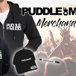 Image for the Tweet beginning: PUDDLE OF MUDD HOODIE -