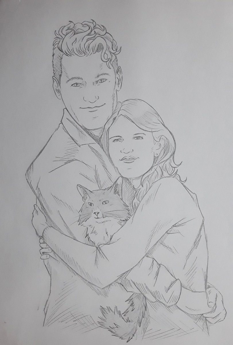 Day 15 of #DechartDecember : Family Thanks to both of you I found a new and kind family.  #DechartGames Family #ConnorArmy pic.twitter.com/4wj45cG8rH