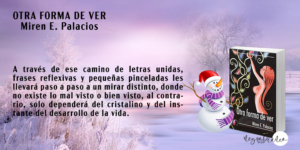 OTRA FORMA DE VER de @mirenepalacios  http://relinks.me/8416809461 #Lee con el alma, #lee con el corazón, #lee poesía.  #poetry  #poem  #poet  #writing  #poetsofig  #writer  #poetrycommunity  #poems  #wordporn  #writersofig  #words  #spilledink  #spokenword  #Poetuit  #poesiapic.twitter.com/qL5Na580N4