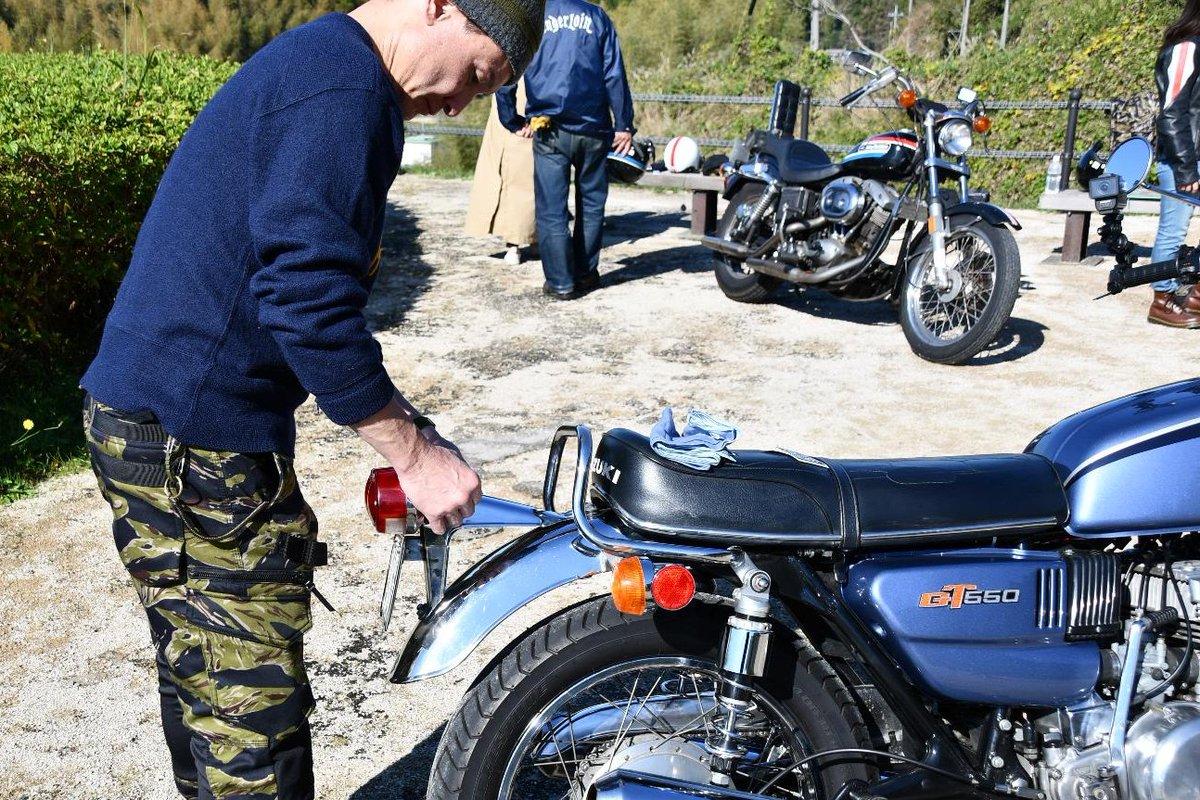 木下 ほう か バイク