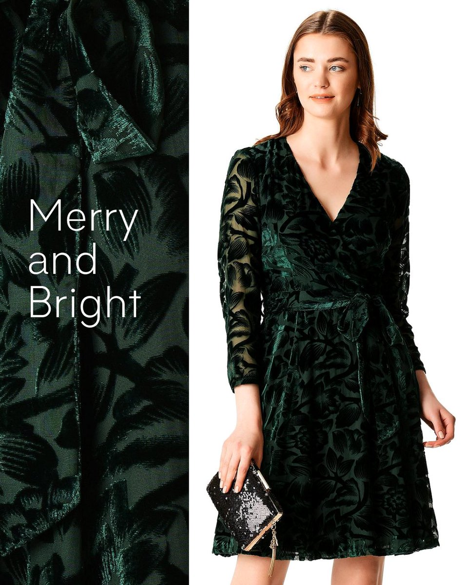 Shine throughout the holidays in our Floral velvet burnout sash tie dress. Where would you wear this dress?  Featured Product: http://bit.ly/BurnoutSashDress… #eshakti #madejustforyou #madetoorder #personalizedluxury  #fashion #outfitideas #womenfashion #customdresses #customstylepic.twitter.com/EJRFHiwZGM