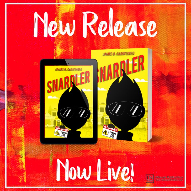 New Release Snardler by James B. Caruthers is Now Live!  #youngadulthumor #yabooks #youngadultreaders #books #younghumor #comingsoon #whattoread #youngadultbooks #snardlerpic.twitter.com/0cmyAXntM8