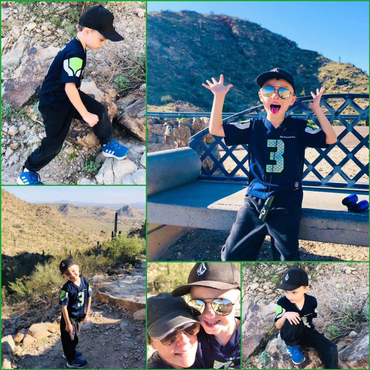 Sweet memory today with my little guy- hiking together just the two of us#hikingadventures #hiking #AZ #phoenix #SundayFundaypic.twitter.com/pEya8vgblI – At Telegraph Pass Trailhead