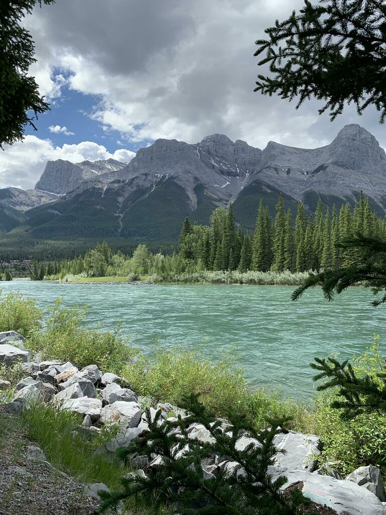 Bow River, Canmore, Alberta, Canada. [OC] (4028x2048) #Landscape #Photography #Natural #Beauty #camping #hiking #travel #backpacking pic.twitter.com/kjVCVsFKIe