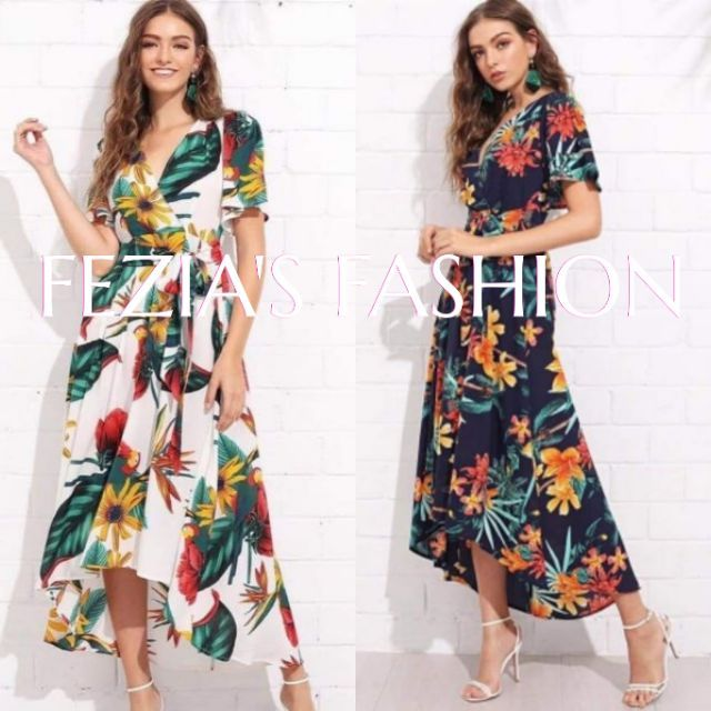 I'm selling Elegant Casual Floral Long Back Maxi ... for ₱295. Get it on Shopee now! https://shopee.ph/febsbarlisan/2739236051… #ShopeePHpic.twitter.com/C1YAsERSaX