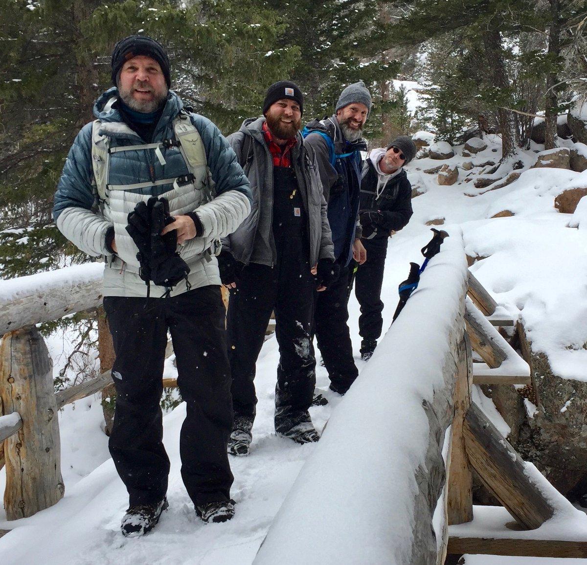 @RockyNPS, thanks for a great few days of hiking. You were beautiful, as always. #OptOutsidepic.twitter.com/HA6Dusje10