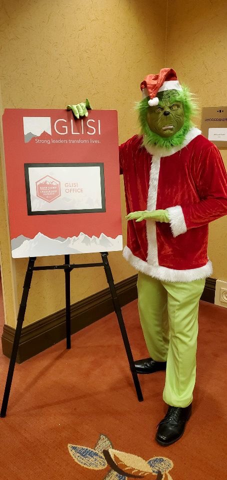 The Grinch Who Stole GLISI! @GLISI #bcls59