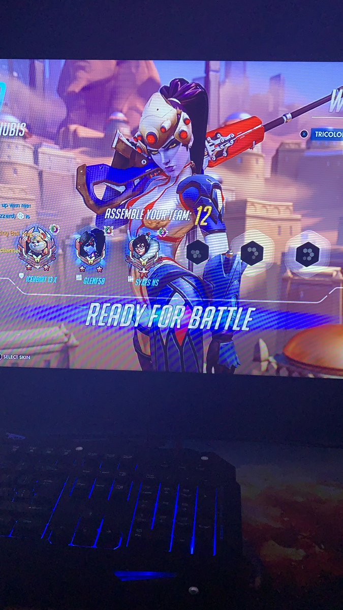 @PlayOverwatch this is starting to get stupid pic.twitter.com/oCoGkWJiNd