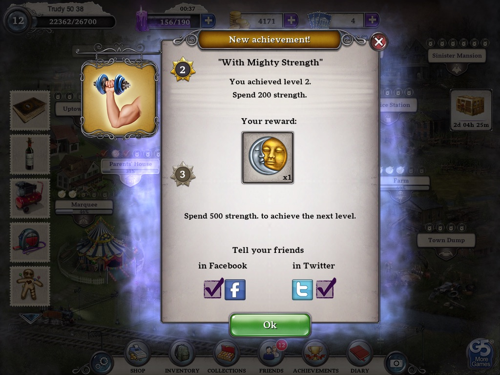 Trudy 50 38 completed the 'With Mighty Strength' achievement, stage 2 and received rewards! https://www.g5e.com/fb_detect/96/pic.twitter.com/cm68AsWQhc