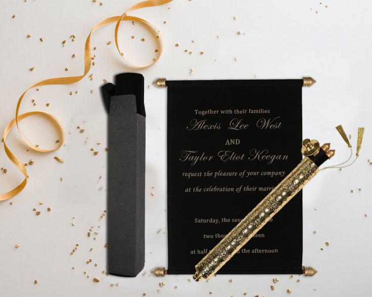 Are you getting married on this #festiveseason and need #royalweddinginvitations that add a festive touch to your #wedding? Shop now at #A2zWeddingCards and avail free shipping on samples worldwide.  https://www.a2zweddingcards.com/scroll-invitations…  #winterwedding #weddingseason #weddinginvitationpic.twitter.com/wZADxLpLBY