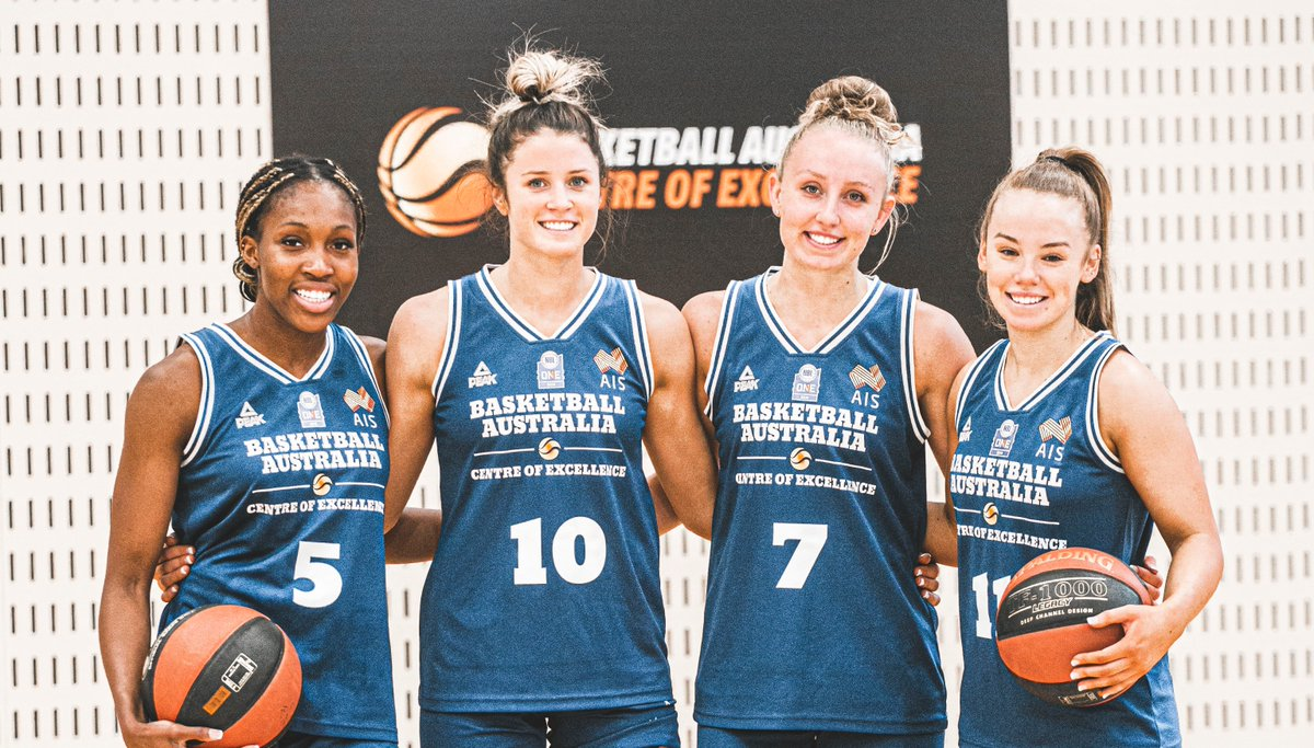 Basketball Australia would like to congratulate the four recent graduates of the Centre of Excellence Agnes Emma-Nnopu, Gemma Potter, Sara-Rose Smith and Lily Scanlon.👏🙌  READ: http://bit.ly/BACoEGraduates   #Basketball #WeAreBasketball #CoE