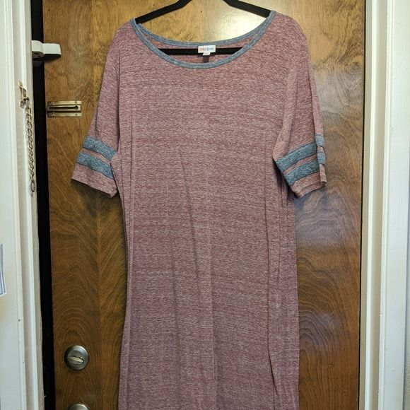 Rose and blue LLR Julia Dress - 3XL previously worn and in excellent condition! https://buff.ly/2syoAjG #bechunkyandfunky #plussize #bigandtall #bodypositivity #plussizefashion #plusstyle #shopping #linkinbiopic.twitter.com/LjkkY4Suau