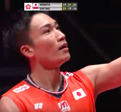 #Top3Questions after #WTFinals #MS 3) Does #Ginting have the mental strength to defeat #Momota when it really matters? 2) Is the singles disciplines in fact decided by the Coin Toss? 1) Did Ginting spend too much energy in the 2nd game? #Badmintonpic.twitter.com/ffBzUjMEur