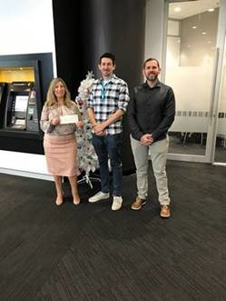 We would like to warmly thank CBA staff for their recent donation which will help us deliver 25 more Kickstart mentoring sessions to 'at risk' young people in the local community.  This donation a $16,000 * return to the local community (* PwC)   #turningyounglivesaround togetherpic.twitter.com/6OdGhJ5LU9