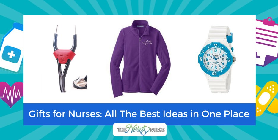 Are you looking for the perfect nurse gift? I have put together the ultimate list of gifts for nurses all in one post. You'll find gifts for Christmas, new graduates, preceptors, everyone on your shift, and more.  https://thenerdynurse.com/gifts-for-nurses-all-the-nurse-gift-ideas-in-one-place/…pic.twitter.com/pKJmxgbuVj