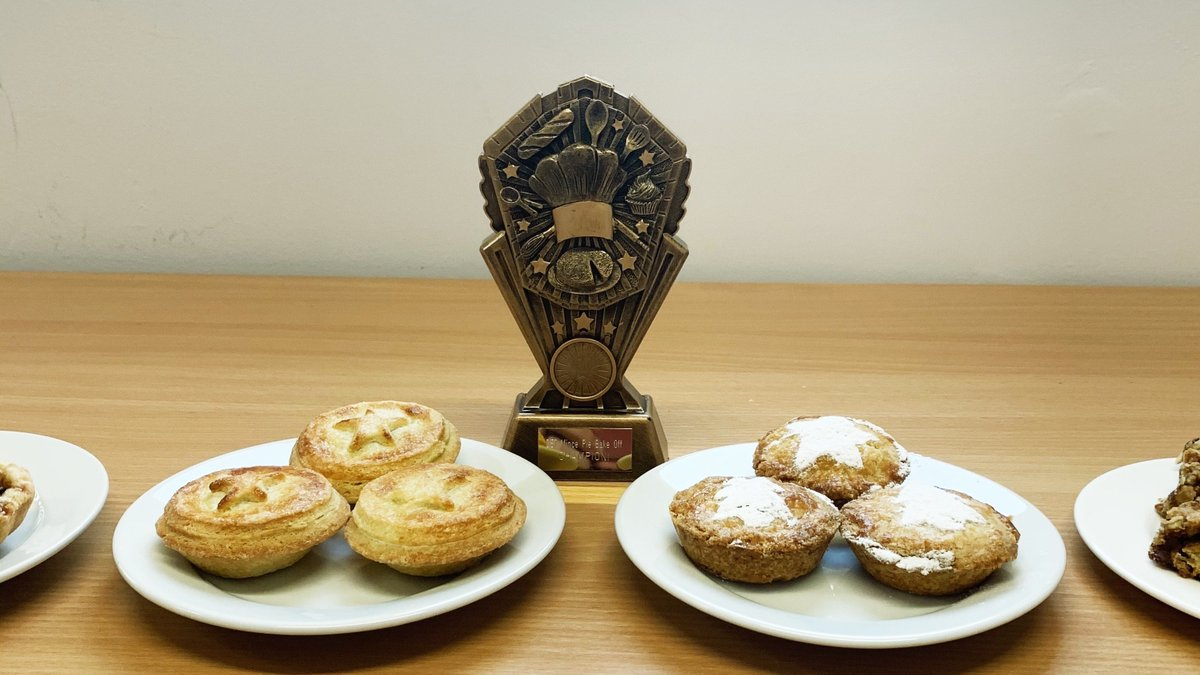 Fierce competition for the first Danes Educational Trust Mince Pie Bake Off. Here is the winning recipe https://t.co/dnITtrPq1E https://t.co/1r6akavm9l