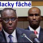 Image for the Tweet beginning: Guéguerre à l'Apr: Macky Sall
