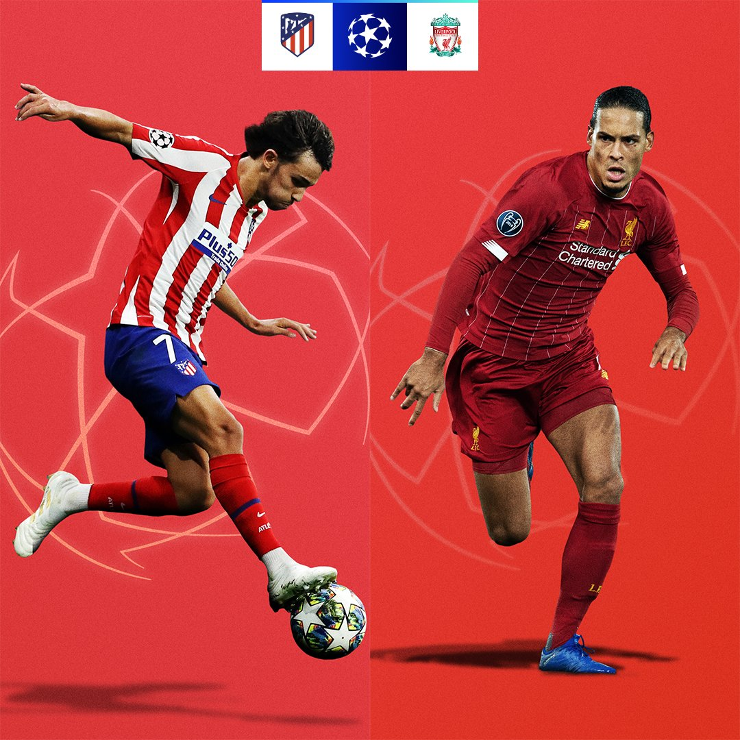 Atletico vs Liverpool
