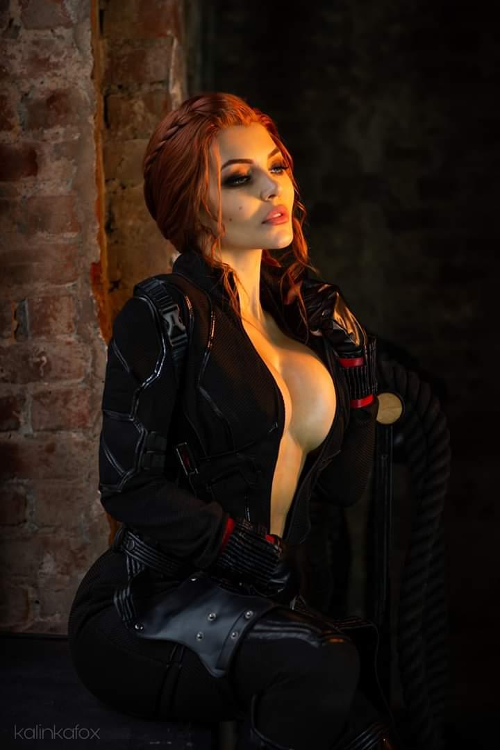 Romanoff sexy natasha 60+ Hot