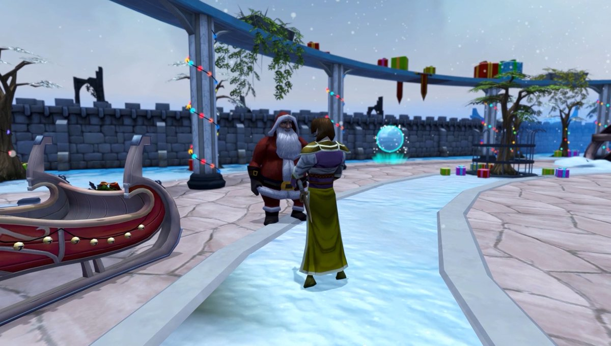 Runescape 3 2021 Christmas Event Runescape On Twitter Christmas Cracker The Yearly Community Event Has Made An Explosive Return For Some Cracking Good Fun Team Up With Your Fellow Players Skill Your Way Into Building