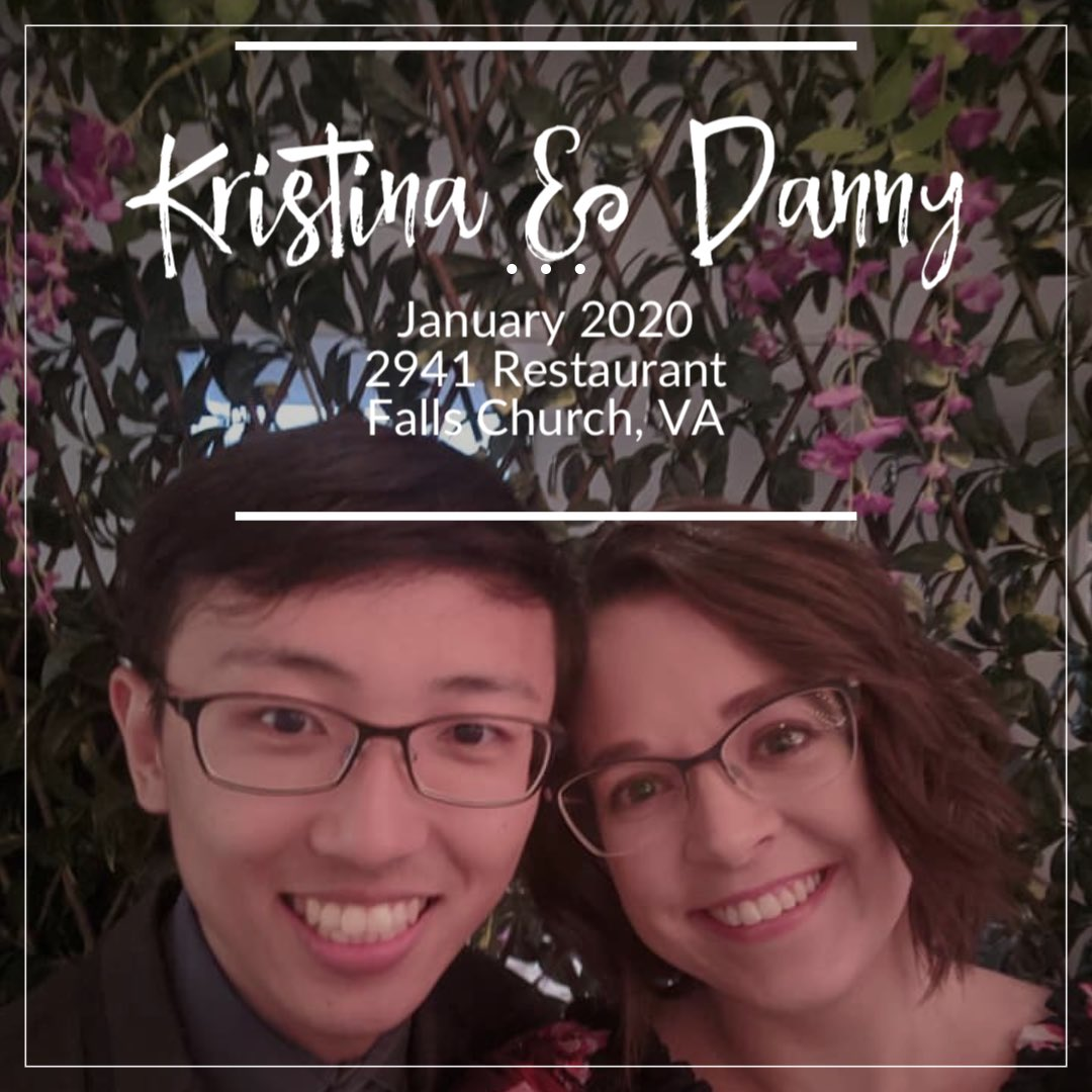 We are finalizing the details for Kristina and Danny's intimate January 2020 wedding at 2941 Restaurant.   #2020wedding #weddingplanner #weddingplanning #winterwedding #intimateweddingpic.twitter.com/Y3t1uN4bwH