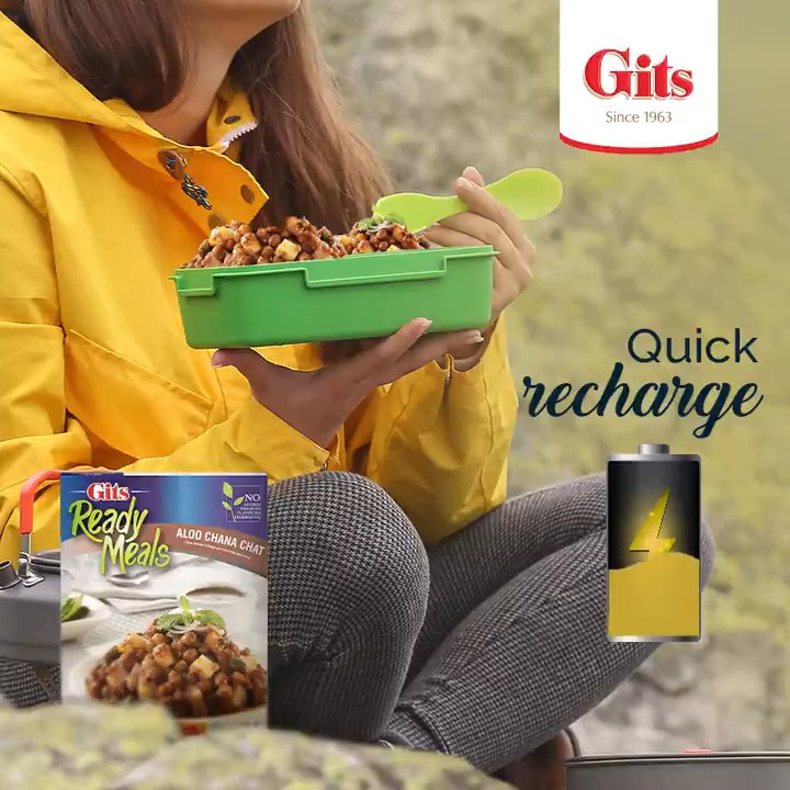 Providing the energy you want and the taste you need for your outdoor experiences. #GitsFood #Food #Adventure #TravelWithGits   Buy Now: