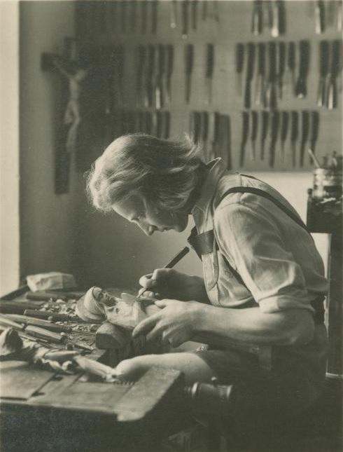 """""""Artista en el taller"""" de Tomás Carreras y Artauhttps://bit.ly/2szauy9 #SIMURG #Patrimonio #Archivos @imfcsicpic.twitter.com/GNrryHmog0"""