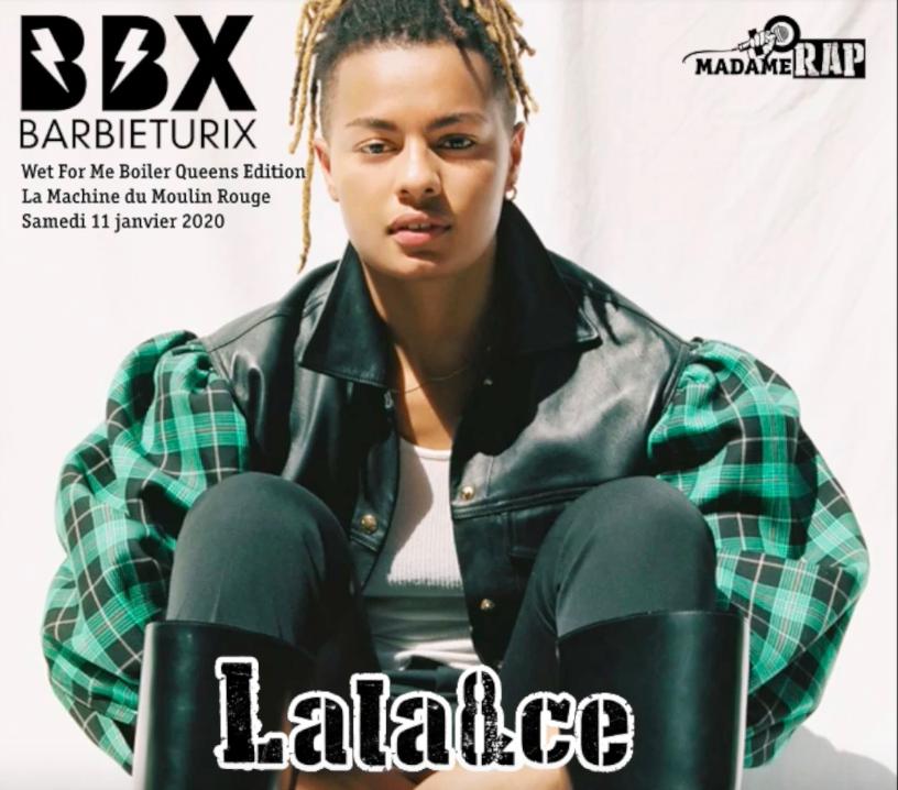GAGNEZ 2x2 PLACES pour le #concert de la #rappeuse Lala&ce à la #WetForMe du 11/01!  Écrivez-nous avec vos nom + prénom & répondez à la question : à quelle sportive Lala&ce rend-elle hommage dans l'un de ses titres ?  #hiphop #rap #rapFR #rapfrancais #femcee #LGBT+pic.twitter.com/GtKnh8xJo7