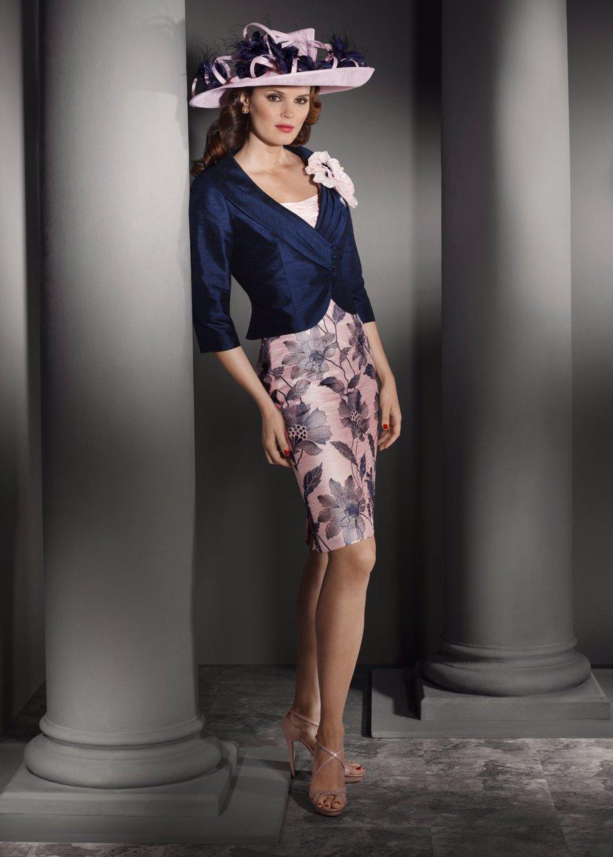 An elegant silk tailored Outfit by Condici. 90327 Embpink Caress Frenchnavy. #Size14 #wedding2020 #kentwedding #condici #springsummer2020 #motherofthebride #motherofthegroom #weddingguest #springwedding #summerwedding #winterwedding #specialoccasionwear #castlestreet #canterburypic.twitter.com/wOkLnL85HS