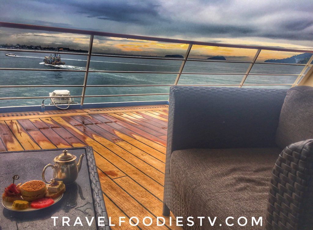 Many #lovely ways to enjoy your #tea everyday & choices of #coffee #tea & fine #champagne #wine #cocktails with delectable #scones #cakes #tarts #sandwiches #music #travel #foodies #tv #travelfoodiesTV from all over world 🌎 #luxury #cruise #cruiselife #RegentCruises #sponsored