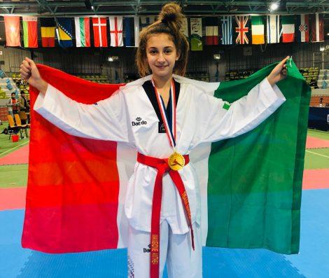 A soli 11 anni Anthea Mangione è la campionessa europea di taekwondo - https://t.co/uFOOIXWEaV #blogsicilianotizie