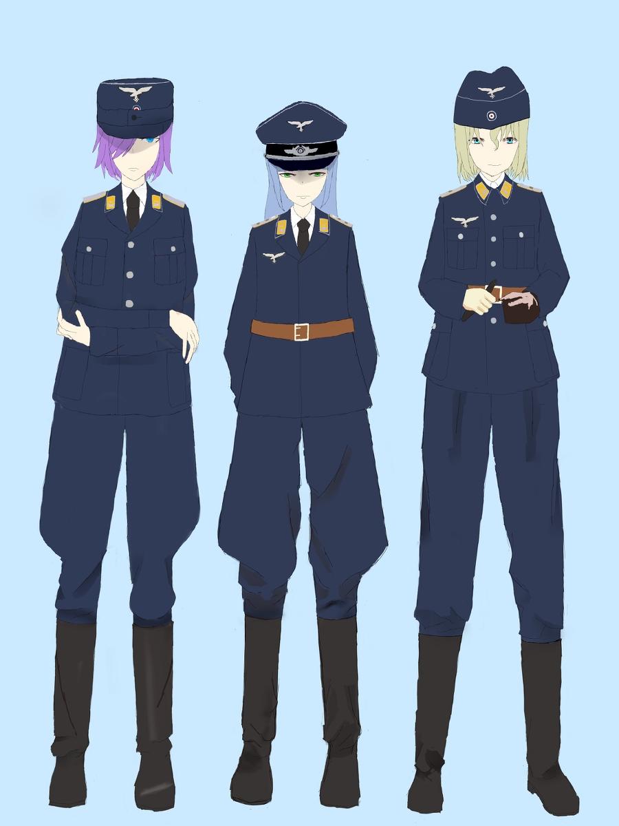 軍服 ドイツ 制服 (ナチス親衛隊)
