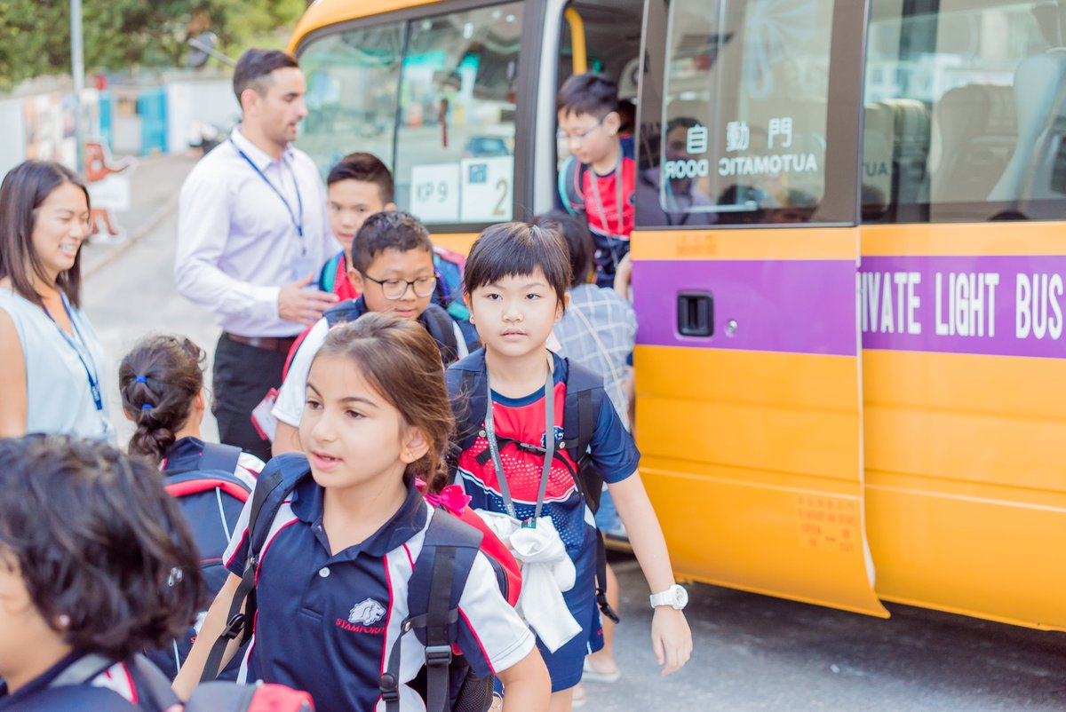 At Stamford, we are always seeking ways to promote sustainability in our community. This year we have launched a subsidised school bus service to/from Yau Ma Tei and Ho Man Tin MTR Stations as a convenient and greener transport option for families.  #StamfordHK #sustainableliving pic.twitter.com/ASIBuiq9Fy