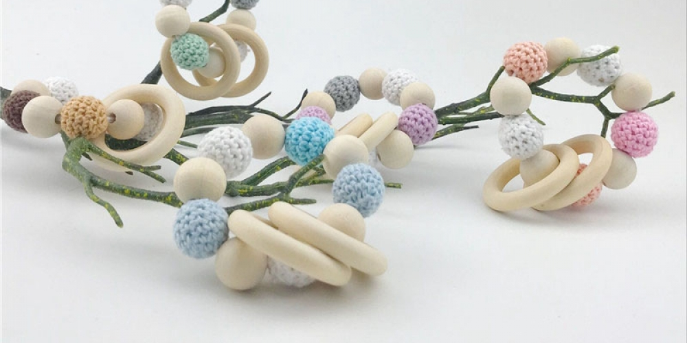 Wooden Baby Teether with Crochet Beads https://behippiebynature.com/wooden-baby-rattles-with-crochet-beads/… 11.26 Euro Eco-Friendly and Vegan#sustainableliving pic.twitter.com/5FssWmgAzO