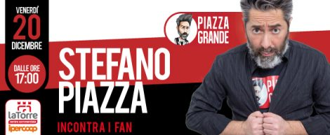 Satira e divertimento al centro commerciale La Torre, Stefano Piazza incontra i fan - https://t.co/MyeT5gheMK #blogsicilianotizie