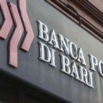 Image for the Tweet beginning: Popolare di Bari, le misure