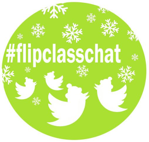 Is it Monday already? That means #flipclasschat at 7pm central tonight