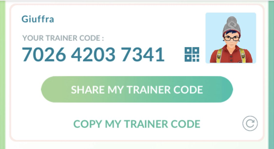I've yet to hatch a shiny egg in @PokemonGoApp let's be friends & send some good luck this holiday season pic.twitter.com/fcYJs1KVhl