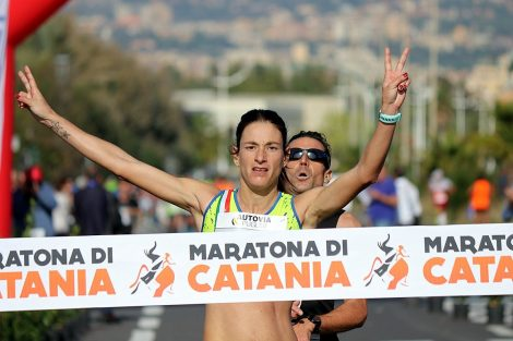 A Lorenzo Lotti e Tatiana Betta la seconda Maratona di Catania (FOTO) - https://t.co/EY1vFjr5xA #blogsicilianotizie