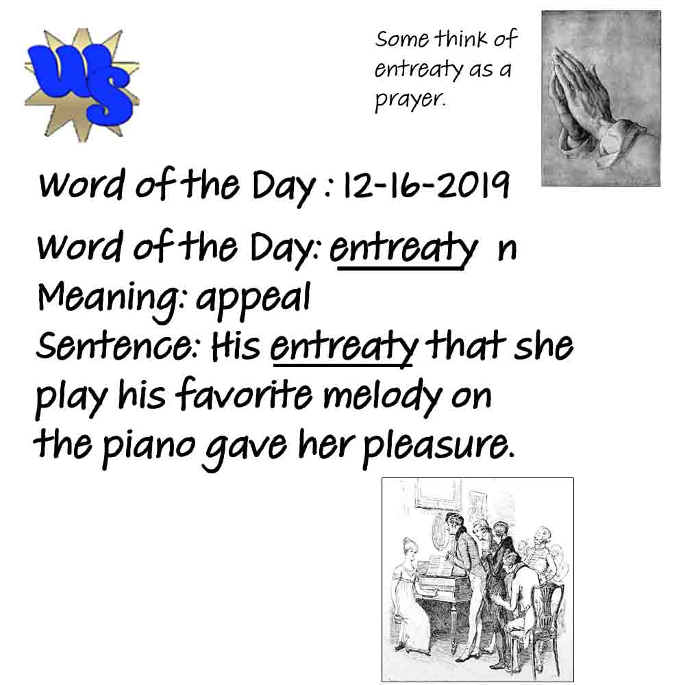 Word of the Day: 12-16 @Mindful_Schools @PBSKIDS @nycteachcollab @young_lions @TeachersCollege @coachfisher_rp @MindUP @hgse #writingscoop #vocabulary #words #education #highschool #college #writing #reading #teaching #learning #essays #papers #KNOWLEDGE #writerightpic.twitter.com/BJmVMSyAur