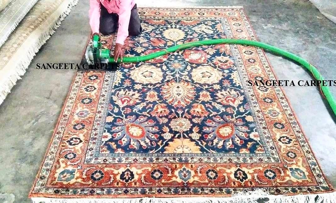 Serapi Rug Picture Sangeeta