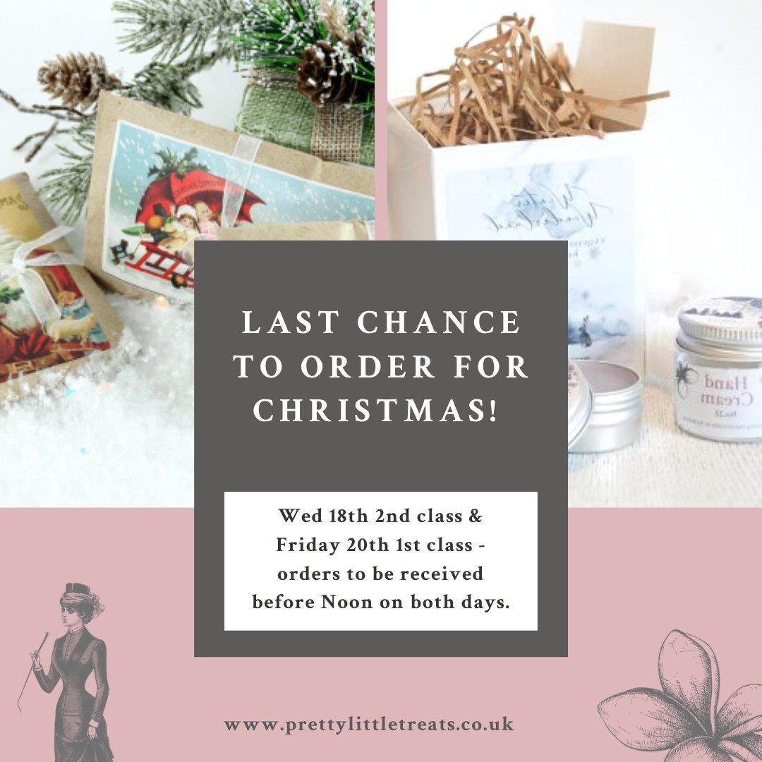 GO GO GO!   . . .  #ChristmasDelivery #ShopLocal #metime #MadeinYorkshire #naturalingredients #handmade #gifts #giftideas #relax #Yorkshireis #Barnsleyisbrill #Soakinthetub #sustainablepackaging #GiftsforHer #Vintage #SecretSanta #Christmas19 #Xmas19 #smallbusinesspic.twitter.com/qZjetxbVZr