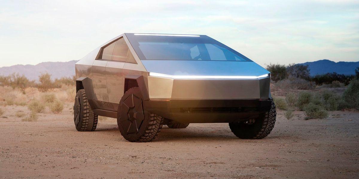 El @Tesla Cybertruck tendrá grandes dificultades para aterrizar en nuestro continente debido a su controvertido diseño y a los materiales utilizados en la construcción de su carrocería https://www.caranddriver.com/es/coches/planeta-motor/a30228615/tesla-cybertruck-homologacion-europa/…pic.twitter.com/JqocuAKdLh