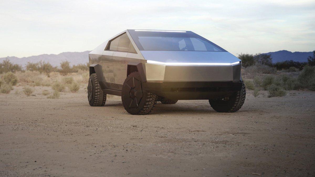 'Tesla Cybertruck waarschijnlijk te onveilig voor Europa' http://dlvr.it/RLN0MHpic.twitter.com/Owcj0OAoHz