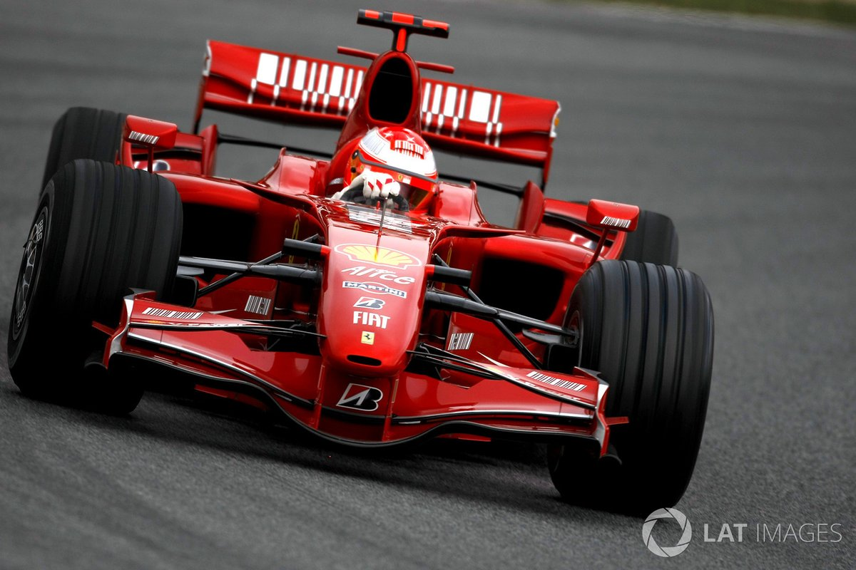 Image result for Schumacher F2007
