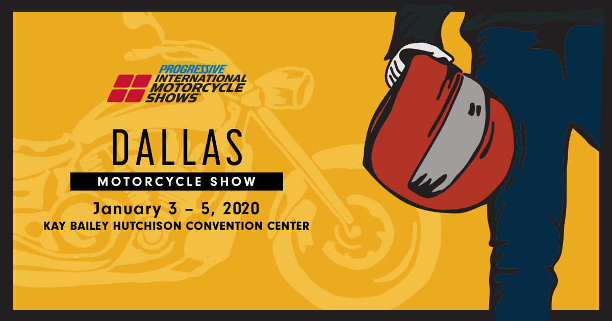 From Jan. 3rd-5th, at the Kay Bailey Hutchinson Convention Center, is this year's Dallas Motorcycle Show! Be sure the stop by the Cycle Gear Mega Booth! There will be gear from the top brands that you love and special offers from Cycle Gear! For tickets: https://t.co/meSexDTSYq https://t.co/AwoXXeorMJ
