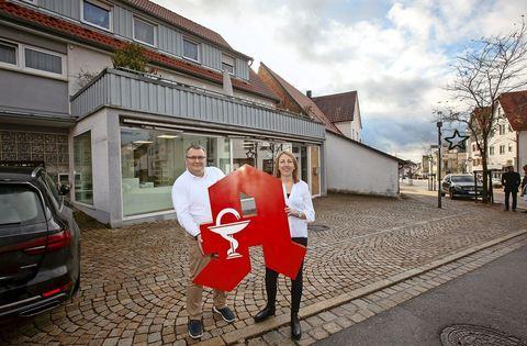 Baltmannsweiler bekommt bald wieder eine Apotheke http://dlvr.it/RLNdYfpic.twitter.com/n3Gx9RgjSB